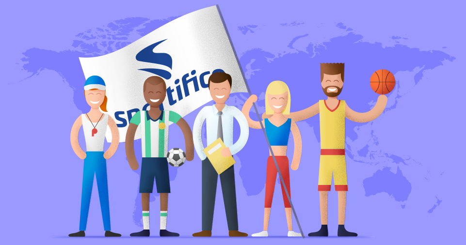 Sportifico Connecting Sport Worldwide