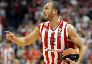 Marko Simonovic, Basketball player, Red Star Belgrade, Serbian National Team