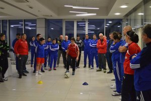 Anna Noé FIFA Seminar Football Association of Serbia