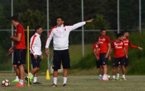 Vladan Milojević and Vlada Janković: FC Red Star