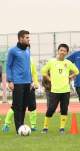 China likes Serbian coaches