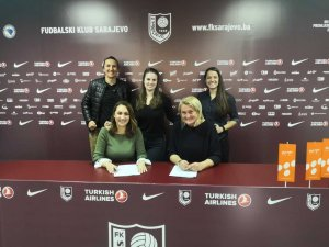 Ladies of Sarajevo for the Development of Women's Football